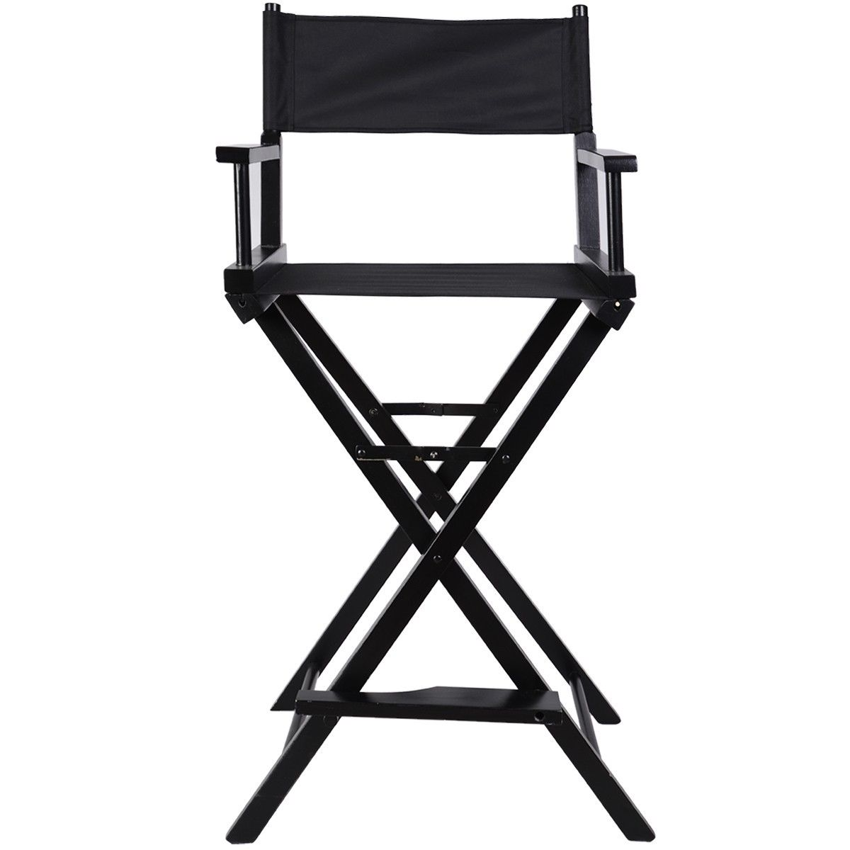 makeup artist foldable chair folding chairs u0026 stools chairs furniture - Tall Directors Chair